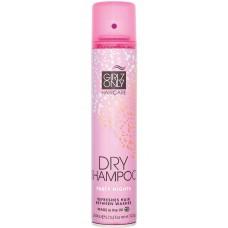 """GIRLZ ONLY Dry Shampoo PARTY NIGHTS - Сухой Шампунь """"Ночные Вечеринки"""" 200мл"""
