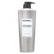GOLDWELL Kerasilk Reconstruct Conditioner - Кондиционер для поврежденных волос 1000мл