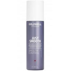 Goldwell StyleSign Just Smooth Control - Разглаживающий спрей для укладки 200мл