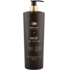 GREYMY HAIR SPA KERATIN - СПА кератин для восстановления волос 800мл