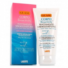 GUAM CORPO Bioactivity TRATTAMENTO SMAGLIATURE - Крем от растяжек биоактивный с гликолевой кислотой 150мл