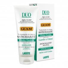 GUAM DUO Anticellulite Effetto Freddo - Гуам Крем Антицеллюлитный с Охлаждающим Эффектом 200мл
