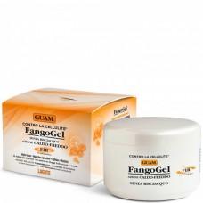 GUAM FangoGel Azone Caldo-Freddo Senza Risciacquo FIR - Гель для тела антицеллюлитный контрастный с липоактивными наносферами 300мл