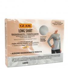 GUAM LONG SHIRT XS/S (38–40) - Футболка женская с укрепляющим эффектом GUAM, (рос. размер 44), 1шт