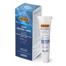 GUAM Micro Biocellulaire Crema Contorno Labbra - Крем для губ 15мл