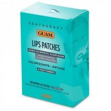 GUAM SEATHERAPY Lips Patches - Патчи для увеличения объема губ 4шт