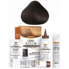 GUAM UPKer KOLOR - Краска для волос без аммиака 1.0 ЧЁРНЫЙ 5 компанентов