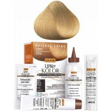 GUAM UPKer KOLOR - Краска для волос без аммиака 9.0 Очень светлый блонд интенсивный 5 компанентов