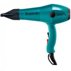Harizma Basic-2 2000W - Фен профессиональный для волос ЗЕЛЁНЫЙ 2000 Вт