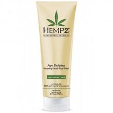 HEMPZ Body Wash Age Defying Herbal - Гель для душа Антивозрастной 250гр