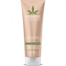 HEMPZ Body Wash Coconut Fusion Energizing Herbal - Гель для Душа Бодрящий Кокос 250мл