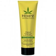HEMPZ PURE HERBAL Original Shampoo For Damaged Color Treated Hair - Шампунь Оригинальный Увлажняющий для Поврежденных Окрашенных Волос 265мл