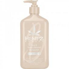 HEMPZ HERBAL Body Moisturizer Koa & Sweet Almond - Молочко для тела Увлажняющее Коа и Сладкий Миндаль 500мл