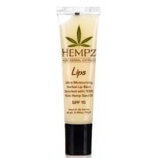 HEMPZ Lip Balm SPF15 - ХЕМПЗ Бальзам для Губ SPF15, 14.5гр