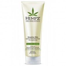 HEMPZ Body Wash Sensitive Skin Calming Herbal - Гель для Душа Чувствительная кожа 250мл