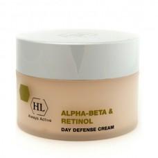 Holy Land Alpha-Beta & Retinol Day Defense Cream Spf 30 - Дневной защитный крем 250мл