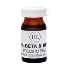 Holy Land Alpha-Beta & Retinol Premium Peel - Премиум пилинг химический выравнивающий 7мл