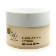 Holy Land Alpha-Beta & Retinol Restoring Cream - Восстанавливающий крем 250мл