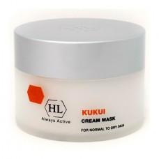 Holy Land Kukui Cream Mask For Dry Skin - Питательная маска 250мл
