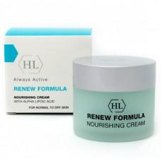 Holy Land Renew Formula Nourishing Cream - Питательный крем 50 мл