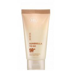 Holy Land Sunbrella SPF 50+ - Солнцезащитный крем с фактором защиты СЗФ 50+, 50мл