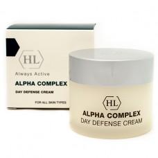 Holy Land ALPHA COMPLEX Day Defense Cream Spf15 - Холи Ленд Дневной Защитный Крем 50мл