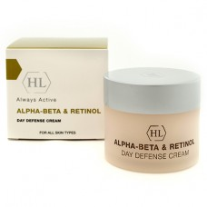 Holy Land ALPHA-BETA with Retinol Day Defense Cream Spf30 - Холи Ленд Дневной Защитный Крем 50мл
