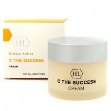 Holy Land C THE SUCCESS CREAM - Крем с высокой концентрацией витамина C 50 мл.