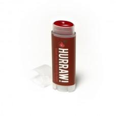 Hurraw Balm Black Cherry Tinted Lip Balm - Оттеночный бальзам для губ, Черешня, 4,3 мл.