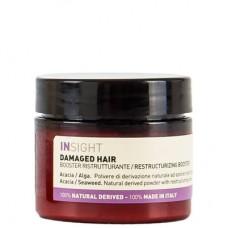 INSIGHT DAMAGED HAIR Restructurizing Booster - Бустер для поврежденных волос 35гр