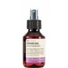 INSIGHT DAMAGED HAIR Restructurizing Spray - Спрей для поврежденных волос 100мл