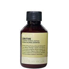 INSIGHT LENITIVE Dermo-calming Shampoo - Смягчающий шампунь 100мл