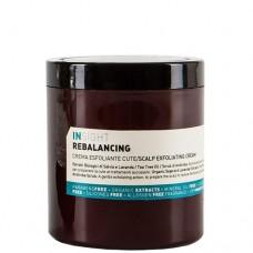 INSIGHT REBALANCING Scalp Exfoliating Cream - Очищающий крем для кожи головы 180мл