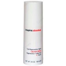 inspira:cosmetics inspira:absolue Light Regeneration Night CREAM Regular - Легкий ночной регенерирующий лифтинг-крем 100мл
