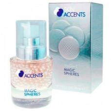 inspira:cosmetics SKIN ACCENTS MAGIC SPHERES VitaGlow C - Сыворотка интенсивного питания и защиты в магических сферах 30мл