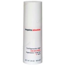 inspira:cosmetics inspira:absolue Total Regeneration Night CREAM Rich - Обогащенный ночной регенерирующий лифтинг-крем 100мл