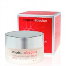 inspira:cosmetics inspira:absolue Total Regeneration Night Cream Rich - Обогащенный ночной регенерирующий лифтинг-крем 50мл