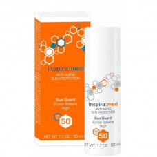 inspira:cosmetics inspira:med Sun Guard SPF50 - Солнцезащитная эмульсия СЗФ50, 50мл