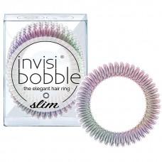 Invisibobble SLIM Vanity Fairy - Резинка-браслет для волос, цвет Радужный 3шт