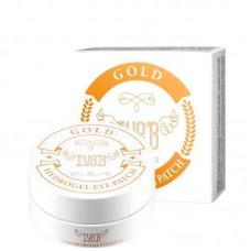 IYOUB Hydrogel Eye Patch GOLD - Гидрогелевые патчи с ЗОЛОТОМ (30пар), 60шт