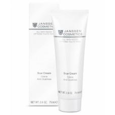 JANSSEN Cosmetics All Skin Needs Retexturising Scar Cream - Янссен Крем Против Рубцовых Изменений Кожи 75мл