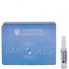 JANSSEN Cosmetics Ampoules De-Stress (sensitive skin) - Антистресс (чувствительная кожа) 3 х 2 мл