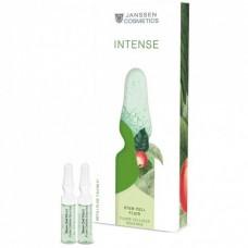 JANSSEN Cosmetics Ampoules Stem Cell Fluid - Сыворотка в ампулах для клеточного обновления 7 х 2мл