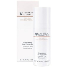 JANSSEN Cosmetics Fair Skin Brightening Day Protection SPF20 - Осветляющий дневной крем СЗФ20, 50мл