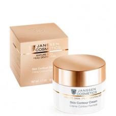JANSSEN Cosmetics MATURE SKIN Contour Cream - Обогащенный Антивозрастной лифтинг-крем 50мл