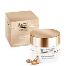 JANSSEN Cosmetics MATURE SKIN Isoflavonia Relief - Капсулы с фитоэстрогенами и гиалуроновой кислотой 50капс
