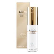 JANSSEN Cosmetics MATURE SKIN Tri-Care Eye Cream - Омолаживающий укрепляющий крем для контура глаз 15мл