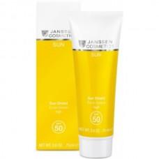 JANSSEN Cosmetics SUN Shield SPF50 - Солнцезащитная эмульсия с максимальной защитой СЗФ 50, 75мл
