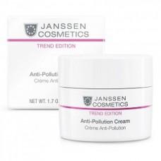JANSSEN Cosmetics Trend Edition Anti-Pollution Cream - Защитный дневной крем 50мл
