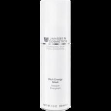 JANSSEN Cosmetics Demanding Skin Rich Energy Mask - Янссен Энергонасыщающая Регенерирующая Маска 200мл